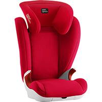 Fotelik samochodowy BRITAX ROMER KID II dla dzieci 15-36kg