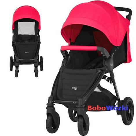 Britax wózek spacerowy B-MOTION 4 PLUS