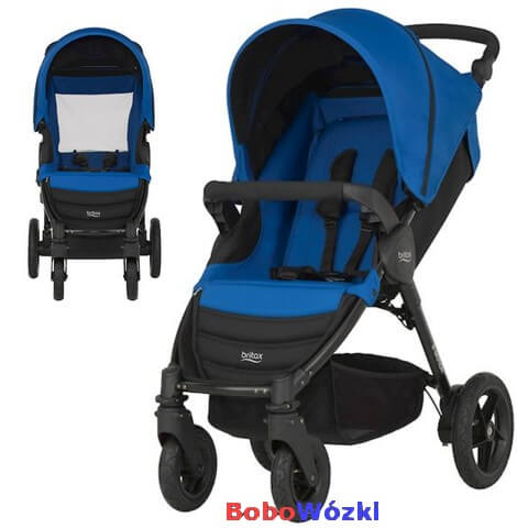 Britax wózek spacerowy B-MOTION 4