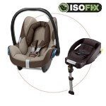 MAXI COSI zestaw: fotelik CABRIO FIX <font color=blue><b>2014</b></font>  + baza do auta EASY FIX
