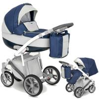 Wózek dziecięcy 2w1 CAMARELO CANILLO