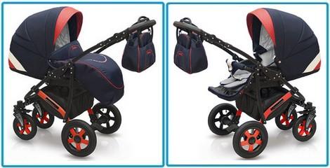 Camarelo wózek Carera