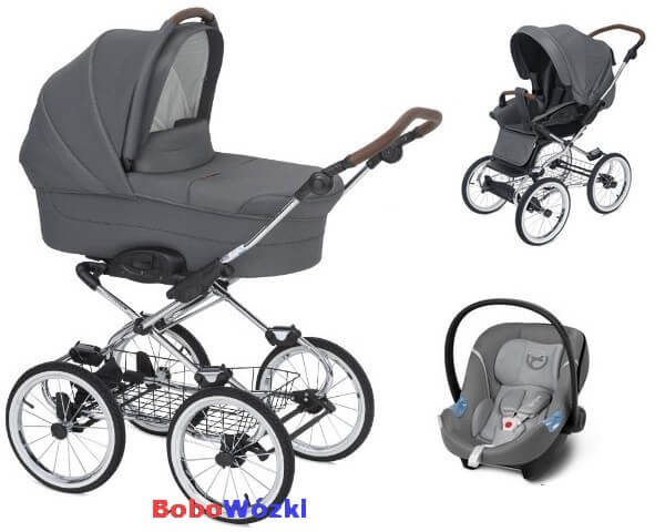 Navington Caravel Cybex Aton Basic
