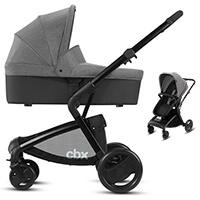 Wózek dziecięcy 2w1 CBX BIMISI PURE