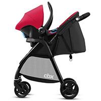 Wózek spacerowy CBX MISU TS