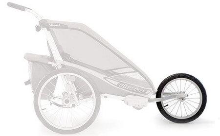 Chariot zestaw jogging