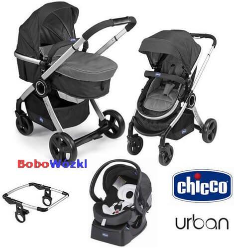 Chicco Urban 4w1