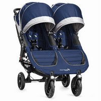 Baby Jogger CITY MINI DOUBLE GT bli�niaczy w�zek spacerowy