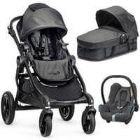 BABY JOGGER CITY SELECT wózek 3w1 | MAXI COSI CABRIO FIX