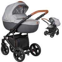 Wózek dziecięcy 2w1 COLETTO MODENA