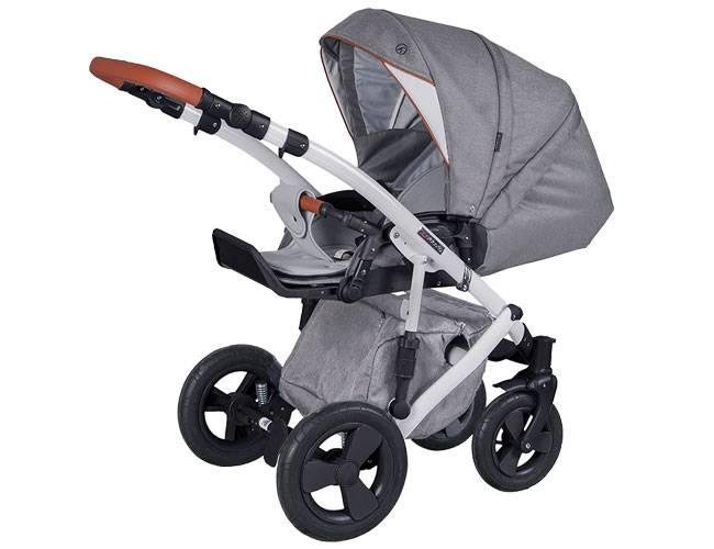 Wózek dziecięcy 2w1 COLETTO MILANO 3