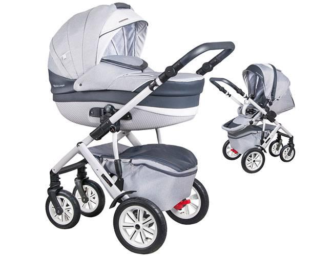 Wózek dziecięcy 2w1 COLETTO VERONA 1