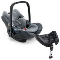 Fotelik samochodowy CONCORD AIR.SAFE + CLIP + baza ISOFIX dla dzieci o wadze 0-13 kg