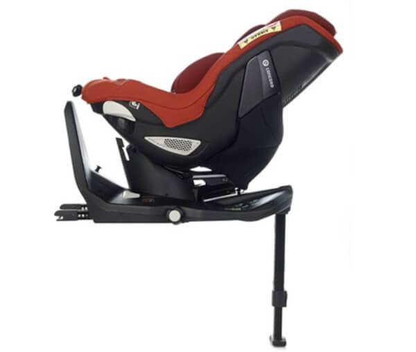 CONCORD BALANCE fotelik samochodowy 40-105 cm 3