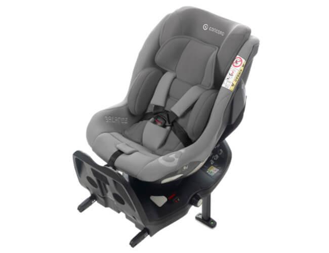 CONCORD BALANCE fotelik samochodowy 40-105 cm 1
