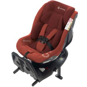 CONCORD BALANCE obrotowy fotelik dla dzieci 40-105 cm