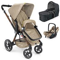 CONCORD CAMINO MobilitySet wózek 3w1 z fotelikiem AIR.SAFE