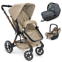 CONCORD CAMINO TravelSet wózek 3w1 z fotelikiem AIR.SAFE