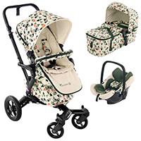 CONCORD NEO MobilitySet SE EMERALD wózek 3w1 | fotelik AIR.SAFE
