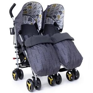 Podwójny wózek spacerowy COSATTO SUPA DUPA