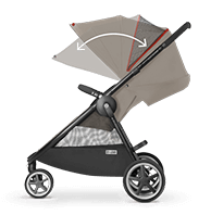 Cybex Agis M-Air4 budka