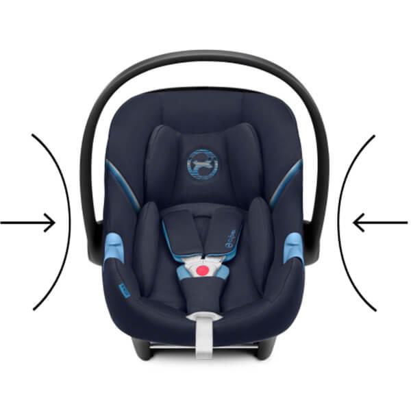 Fotelik samochodowy CYBEX ATON M I-Size 2020 dla dzieci 0-13kg 5