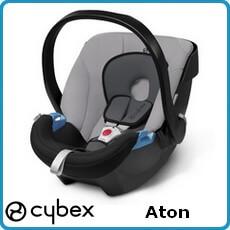 Cybex fotelik samochodowy Aton dla dzieci 0-13kg