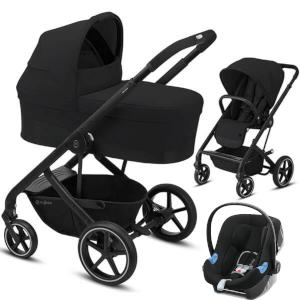 CYBEX BALIOS S LUX wózek 3w1 z fotelikiem ATON B i-Size