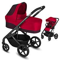 Wózek dziecięcy 2w1 CYBEX for Scuderia Ferrari BALIOS S