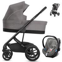 Wózek 3w1 CYBEX BALIOS S + fotelik ATON 5