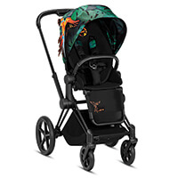 Wózek spacerowy CYBEX PRIAM 2.0 Birds of Paradise