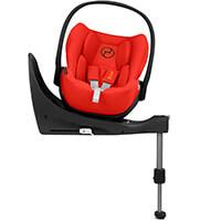 Fotelik samochodowy CYBEX Cloud Z i-Size Plus + baza Z dla dzieci 0-13 kg