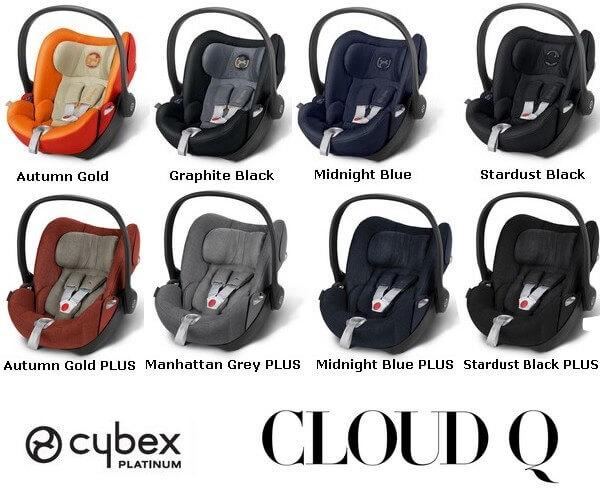 Cybex Cloud Q