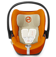 Cybex Cloud Q pasy