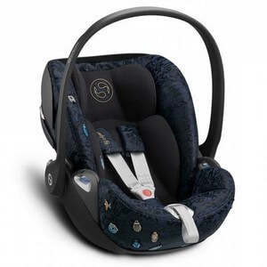 CYBEX CLOUD Z i-Size JEWELS OF NATURE fotelik 0-13 kg