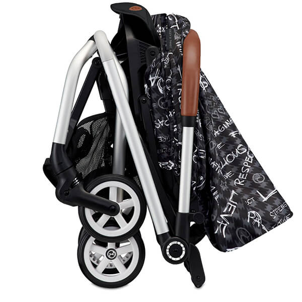 Wózek spacerowy CYBEX EEZY S TWIST FASHION EDITION 5