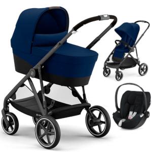 CYBEX GAZELLE S wózek 3w1 z fotelikiem CLOUD Z i-Size