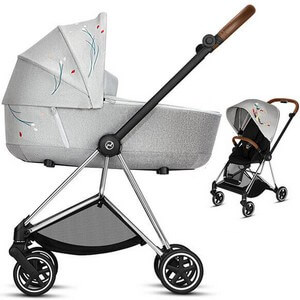 Wózek dziecięcy 2w1 CYBEX MIOS KOI Crystal Lized