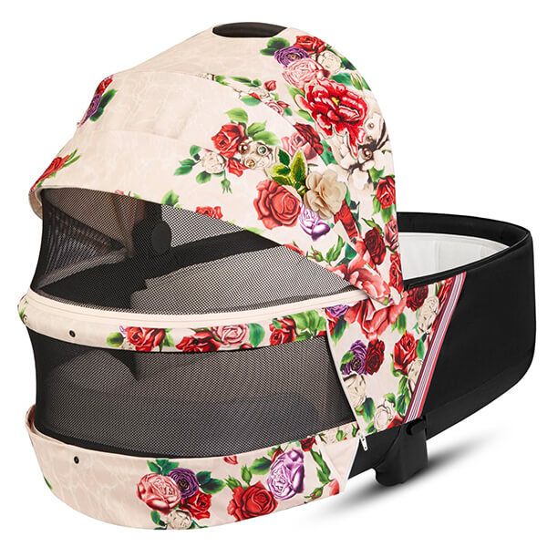 Wózek 2w1 Cybex PRIAM 2.0 SPRING Fashion Edition SPRING BLOSSOM 3