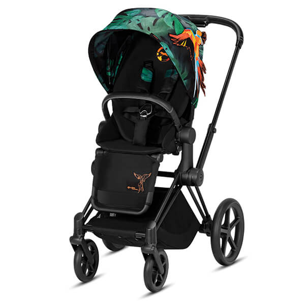 Wózek spacerowy CYBEX PRIAM Birds of Paradise 2