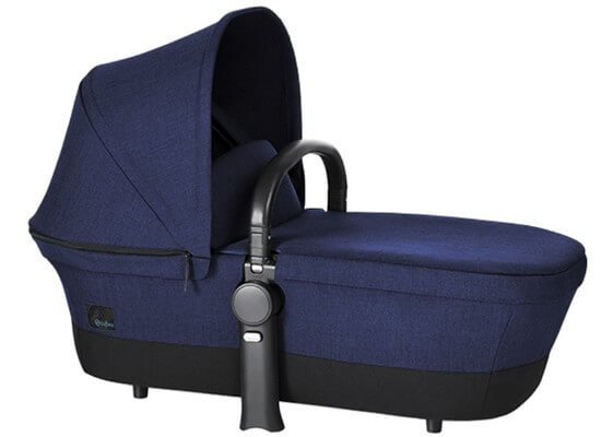 CYBEX PRIAM wózek głęboko-spacerowy ROYAL BLUE 2