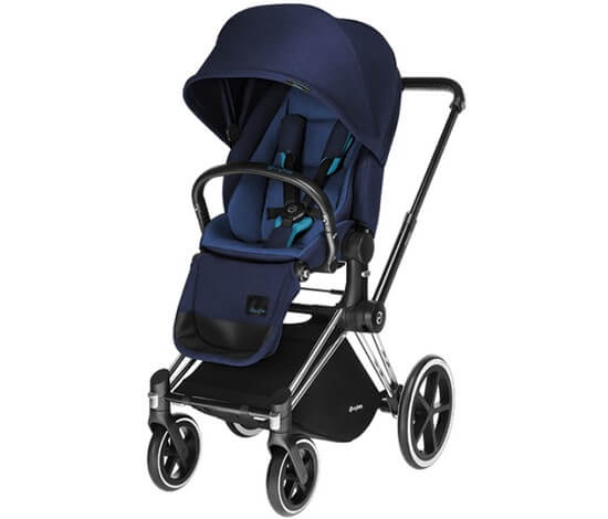CYBEX PRIAM wózek głęboko-spacerowy ROYAL BLUE 3