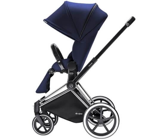 CYBEX PRIAM wózek głęboko-spacerowy ROYAL BLUE 4
