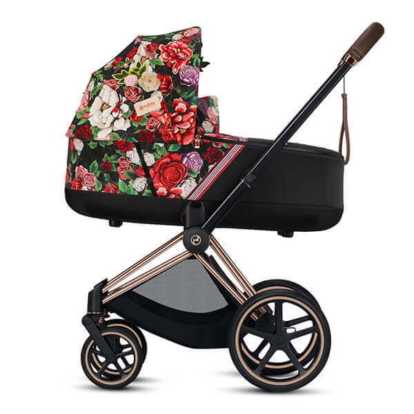 Wózek 2w1 Cybex PRIAM 2.0 SPRING Fashion Edition SPRING BLOSSOM 2