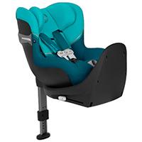 Fotelik samochodowy RWF CYBEX SIRONA S I-Size SensorSafe dla dzieci 0-18kg