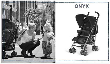 Cybex wózek spacerowy ONYX 2016