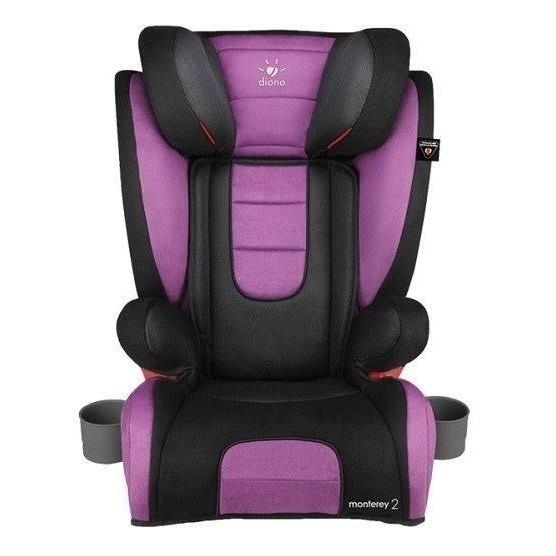 DIONO MONTEREY 2 Purple fotelik dla dzieci 15-36 kg