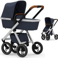 Wózek dziecięcy 2w1 DUBATTI ONE