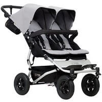DUET spacerowy w�zek bli�niaczy Mountain Buggy