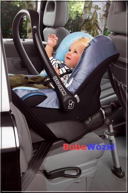 Fotelik Cabrio Fix z Easy Base